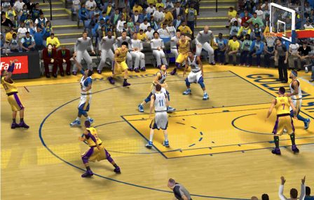 Sortie de NBA 2K19: plus belle et plus complète, la référence du jeu de basket est de retour sur iPhone et iPad 3