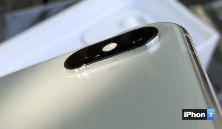 (MàJ) L'iPhone XS Max est arrivé : vidéo + galerie photo version blanche et version or, premières impressions 11