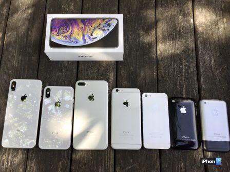 (MàJ) L'iPhone XS Max est arrivé : vidéo + galerie photo version blanche et version or, premières impressions 13
