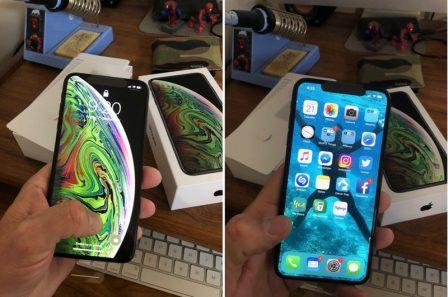 Vous avez reçu vos iPhone XS et Watch 4? Premières impressions, témoignages et retours 5