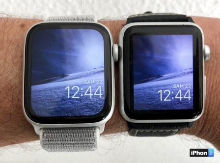 MàJ - Découvrez l'Apple Watch Séries 4 en photos et vidéo (aveec comparaison design précédent) 21