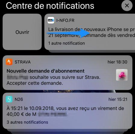 iOS 12: 7 nouveaux réglages à connaitre 3