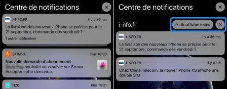 iOS 12: 7 nouveaux réglages à connaitre 2