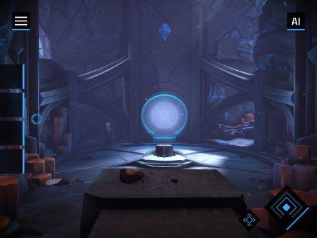 Retour à bord d'un vaisseau alien mystèrieux dans l'excellent Returner Zhero: le test 2