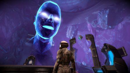 Retour à bord d'un vaisseau alien mystèrieux dans l'excellent Returner Zhero: le test 4