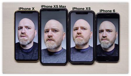 La rumeur iPhone XS et XS Max du moment: des selfies qui rendraient (plus) beau! 2