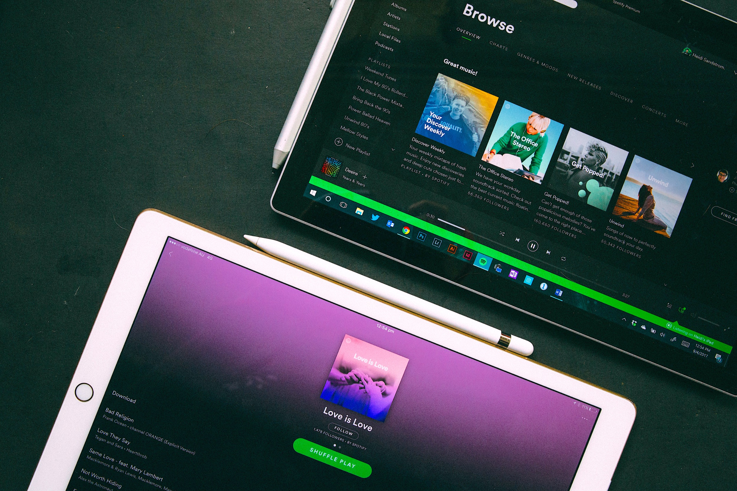Compte Famille Spotify