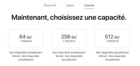 Le résumé complet de la conférence de rentrée Apple: iPhone XS, XR, Apple Watch Series 4, etc. 15