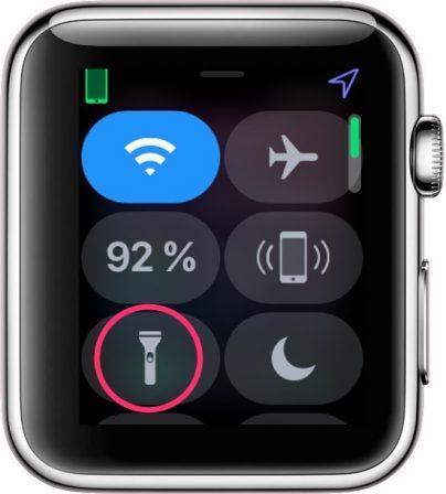 Apple Watch: découvrez les possibilités et nouveautés du centre de contrôle version watchOS 5 7