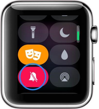Apple Watch: découvrez les possibilités et nouveautés du centre de contrôle version watchOS 5 11