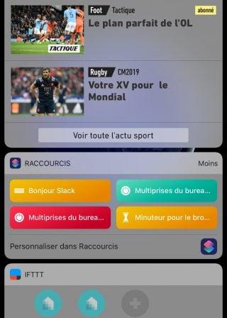 """Débuter avec """"Raccourcis"""" d'iOS 12: premiers pas, appli, utilisation sans Siri sur iPhone et iPad (Partie 1) 9"""