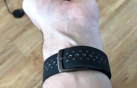 Test de la Steel HR Sport de Withings: une montre connectée pour la santé, cachée derrière des aiguilles mécaniques 10