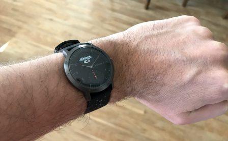 Test de la Steel HR Sport de Withings: une montre connectée pour la santé, cachée derrière des aiguilles mécaniques 9