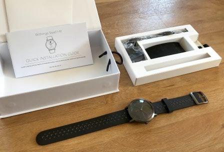 Test de la Steel HR Sport de Withings: une montre connectée pour la santé, cachée derrière des aiguilles mécaniques 2