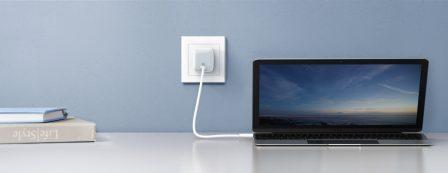 Anker présente un tout petit chargeur USB-C 27W grâce au nitrure de gallium 3