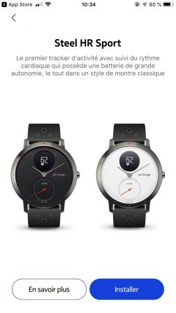Test de la Steel HR Sport de Withings: une montre connectée pour la santé, cachée derrière des aiguilles mécaniques 4