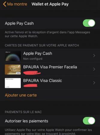 Apple Pay Cash: l'échange d'argent par message apparait (un peu) en France et en Allemagne. Bientôt lancé? 4