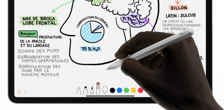 Le résumé complet de la conférence d'automne Apple: iPad Pro, MacBook Air, Mac mini, etc. 13