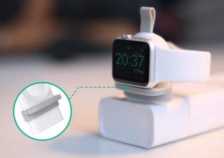 Recharger l'Apple Watch en voyage: 8 batteries avec chargeur Watch intégré, certifiées Apple + un accessoire original  (MàJ) 6