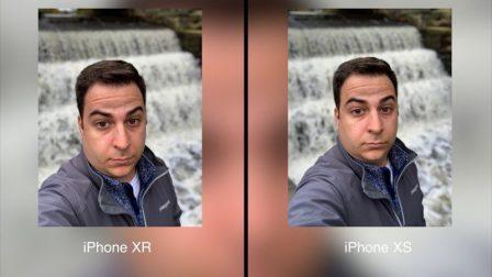 Quelle différence pour la photo entre iPhone XR et XS: le test 5