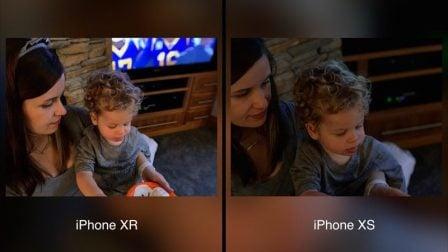 Quelle différence pour la photo entre iPhone XR et XS: le test 3
