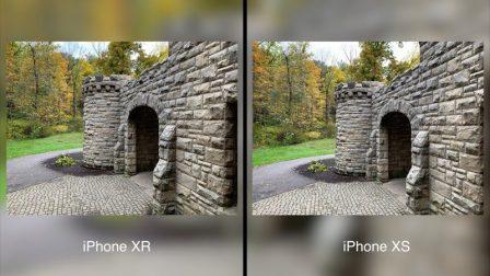 Quelle différence pour la photo entre iPhone XR et XS: le test 4