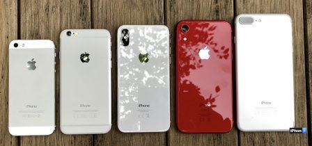 Déballage vidéo de l'iPhone XR, galerie photos, comparaison de taille et premières impressions 14