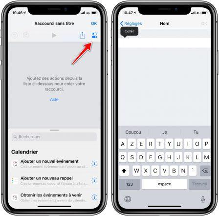 Comment utiliser les Raccourcis iOS pour créer des icônes invisibles sur iPhone, iPad 2