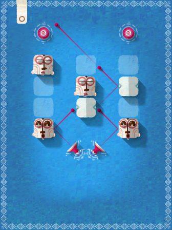 Test Eloh: joli design pour le jeu de logique signé des créateurs de Old Man's Journey 2