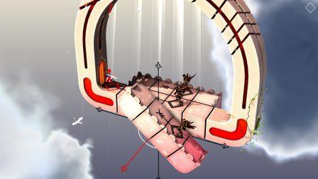 Test: Réalité Augmentée et graphismes époustouflants pour les énigmes d'Euclideans Skies, nouveauté iPhone, iPad 3