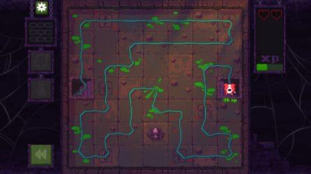 Après un joli succès sur PC, le chien de Fidel Dungeon Rescue débarque sur iOS, avec brio 3