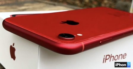Bon plan : iPhone XR Red 64 Go à -104 € ! 5