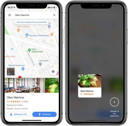 Dossier: plus de 25 astuces pratiques pour maitriser Google Maps sur iPhone et iPad (Màj) 1