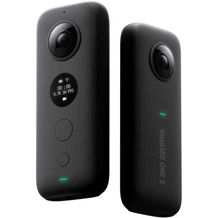 Insta360 ONE X: la nouvelle caméra 360 connectée iPhone 2