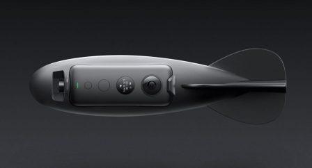 Insta360 ONE X: la nouvelle caméra 360 connectée iPhone 4