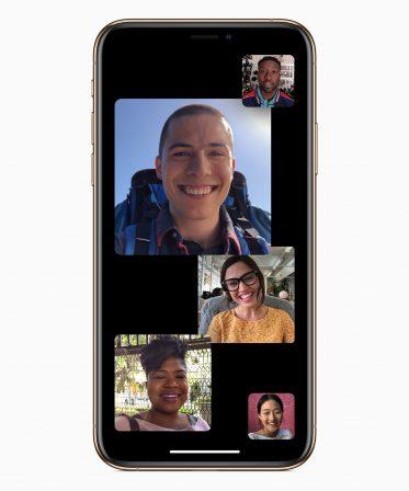 Apple confirme la sortie de iOS 12.1 ce mardi: dual-SIM, FaceTime de groupe, nouveaux émoticônes, etc. 2