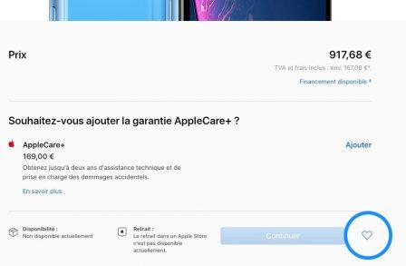 Précommandes iPhone XR: comment préparer sa commande, où l'acheter? 5