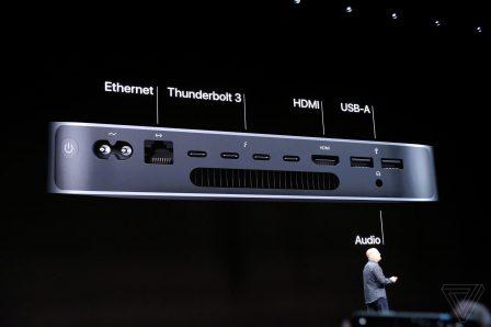 Le résumé complet de la conférence d'automne Apple: iPad Pro, MacBook Air, Mac mini, etc. 8