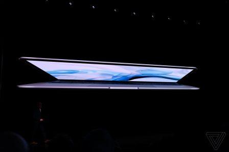 Le résumé complet de la conférence d'automne Apple: iPad Pro, MacBook Air, Mac mini, etc. 5