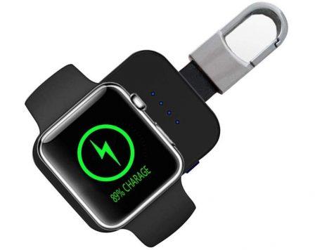 Recharger l'Apple Watch en voyage: 8 batteries avec chargeur Watch intégré, certifiées Apple + un accessoire original  (MàJ) 5