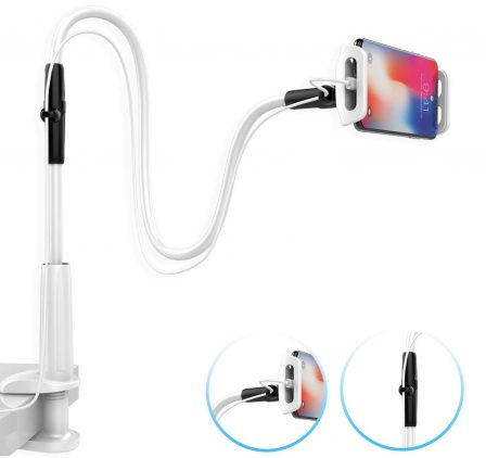 Les meilleurs supports pour iPhone: pratiques, pas chers et variés, l'accessoire indispensable! 8