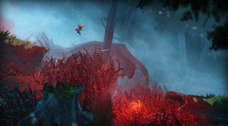"""Test: superbe jeu de plate forme, Max revient en forme pour sauver son frère dans """"The Curse of Brotherhood"""" iOS 5"""