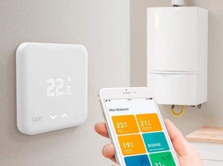 Thermostats et chauffage Homekit 3