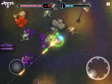 Retour en grâce du shoot'em up sur iPhone et iPad avec le nouveau Tesla vs Lovecraft 3