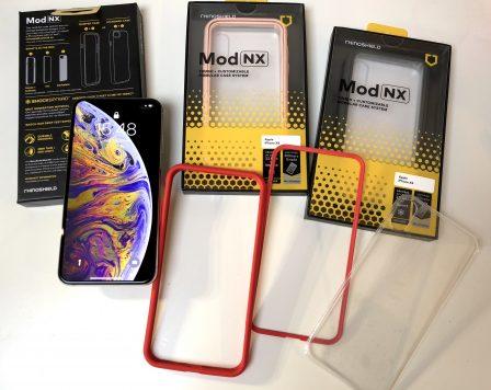 Découverte en photo des nouvelles coques Rhinoshield pour iPhone XS, XS Max + Code promo 2