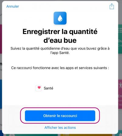 Où trouver et télécharger de nouveaux raccourcis iOS? - Màj 3