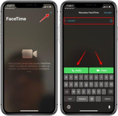 Comment utiliser les appels de groupe FaceTime d'iOS 12.1 2