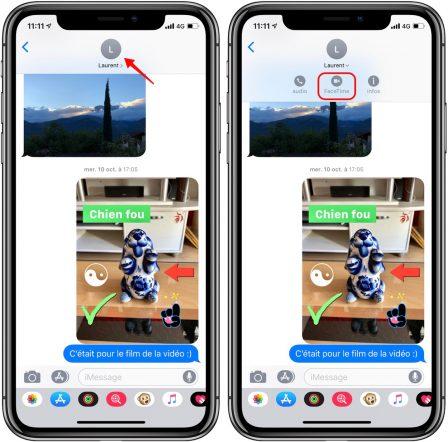Comment utiliser les appels de groupe FaceTime d'iOS 12.1 3