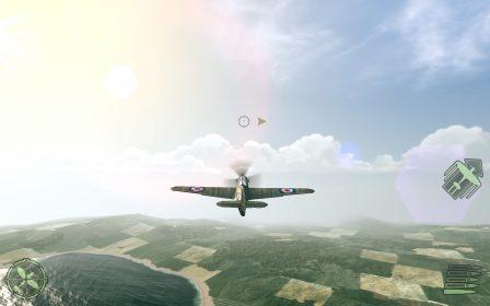 """""""Warplanes: WW2 Dogfight"""" : devenez un as du pilotage et des combats aériens sur iPhone et iPad 3"""