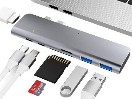 Plus de 12 accessoires pour ordinateurs MacBook: coques, hubs, batterie, sacs et supports (Màj) 6